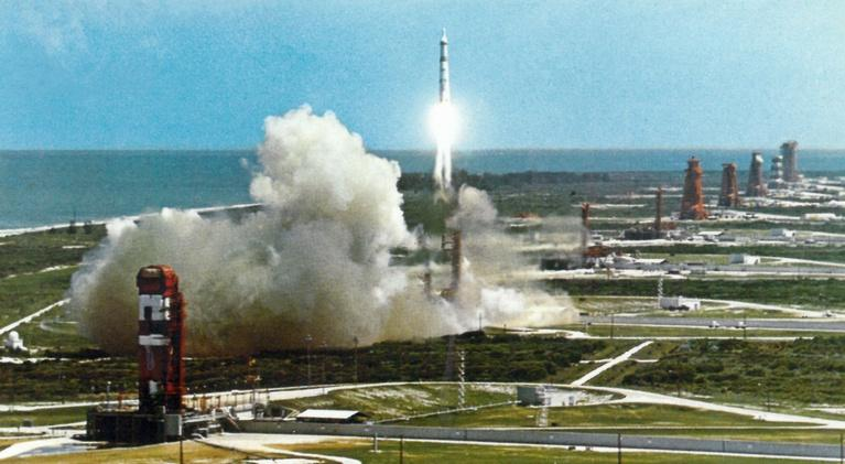 Florida Frontiers: One Giant Leap