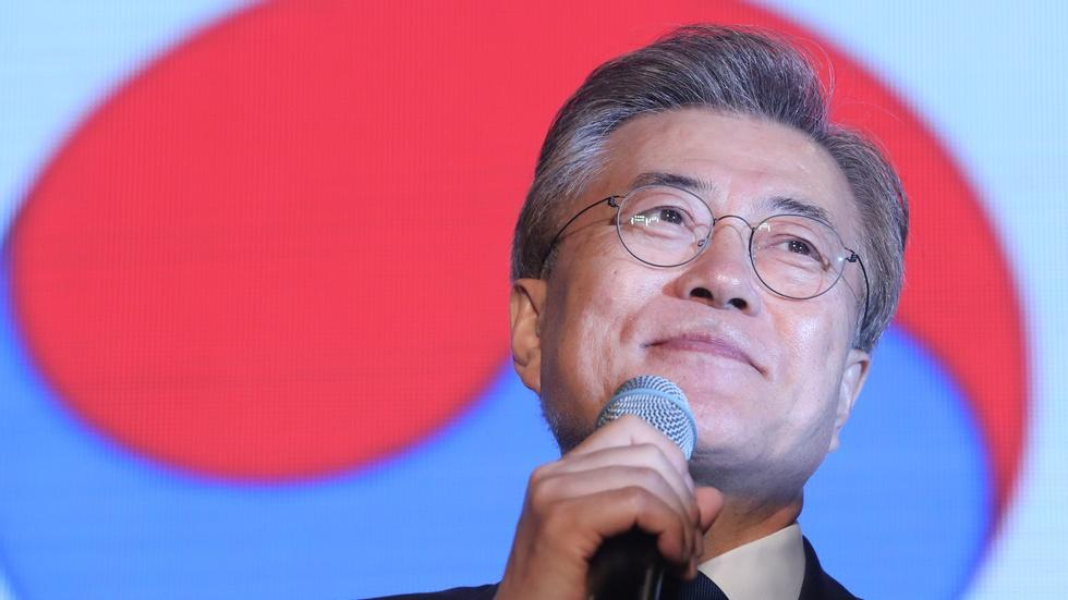 How South Korea's new president change his country's course image