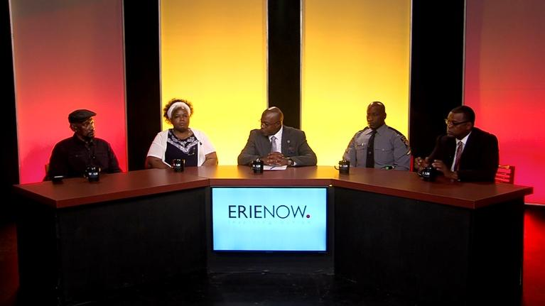 Erie Now: Black & Blue Forum