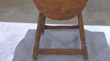 Appraisal: Tilt-top Candlestand, ca. 1750