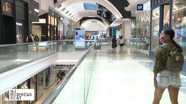Retail's decline worsened by pandemic