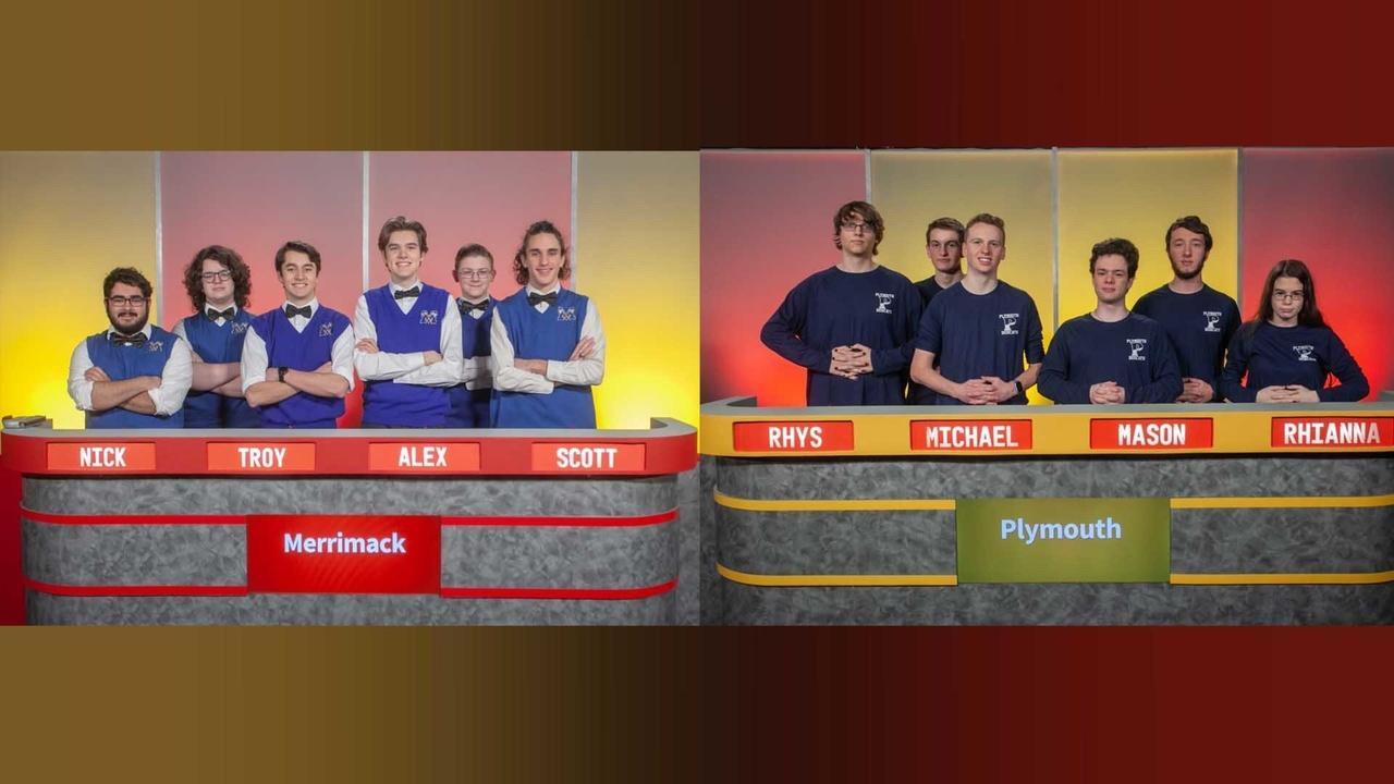 Super Challenge - Merrimack Vs. Plymouth