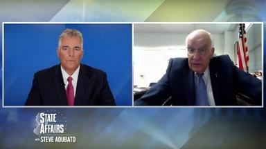 NJ BPU President on Gas Pipeline Security and Cyber Security