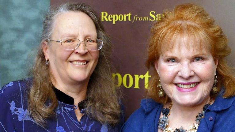 Report From Santa Fe, Produced by KENW: Caroline Fraser