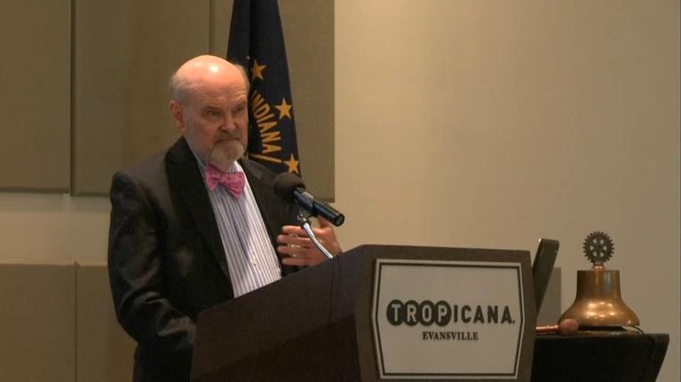 Evansville Rotary Club: Regional Voices: Dr. Roy Arnold, 21st Century Medicine