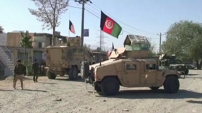 PBS NewsHour: News Wrap: Taliban attacks kill dozens in Afghanistan