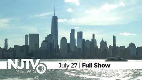 NJTV News: July 27, 2020