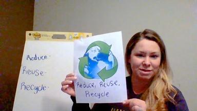How do environments change? - Shirley Cutruzzula-Third Grade