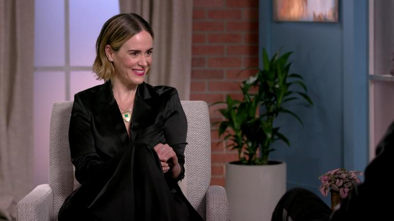 Variety Studio: Actors on Actors: Sarah Paulson and Rachel Brosnahan (Preview)