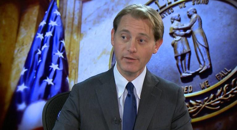 Connections: Secretary of State Michael Adams