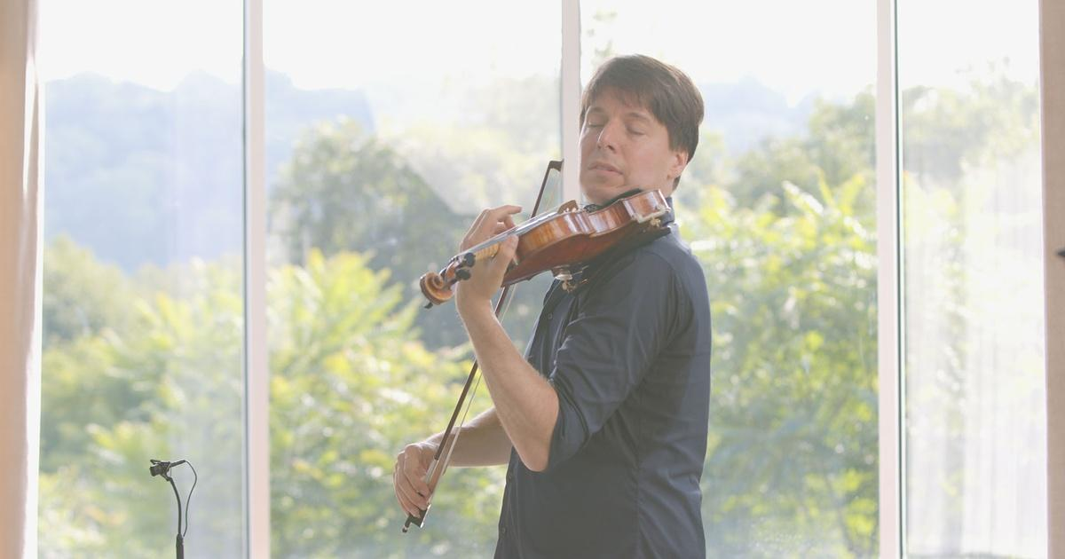 Joshua Bell: At Home With Music | PBS