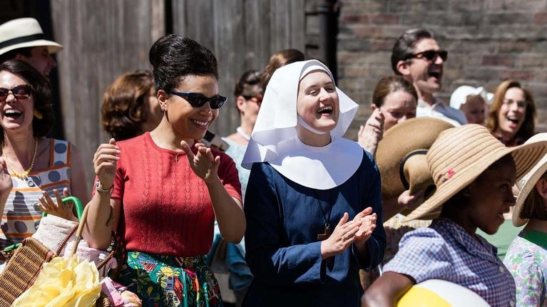 Call the Midwife: Behind the Scenes | The Changing 60s