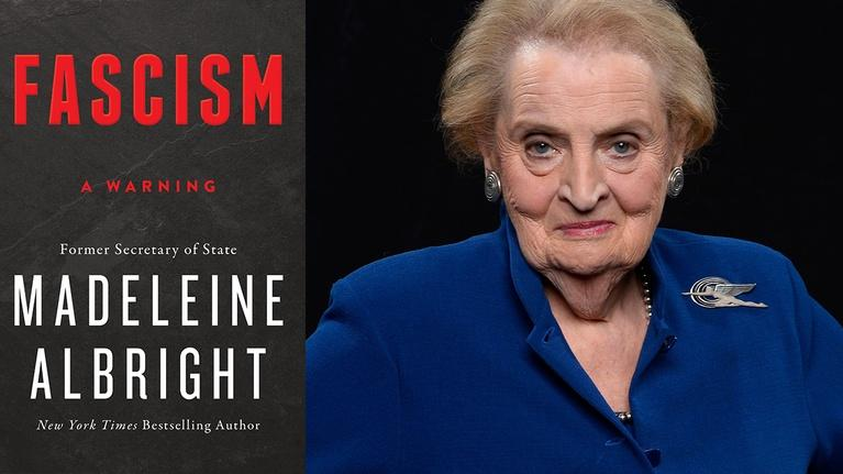 Book View Now: Madeleine Albright – 2018 National Book Festival