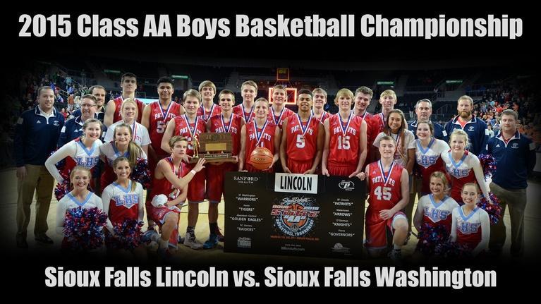 High School Activities: 2015 Class AA Boys Basketball Championship