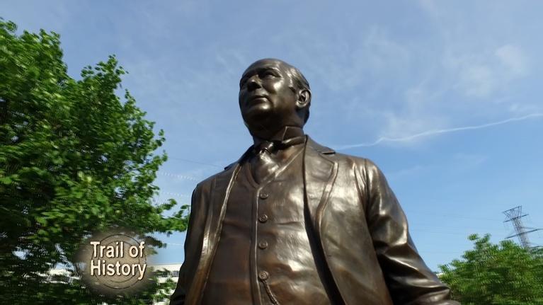 Trail of History: Trail of History - James B. Duke