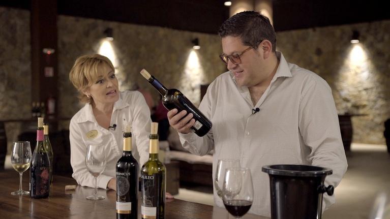 Crossing South: El Cielo & Montefiori Wine