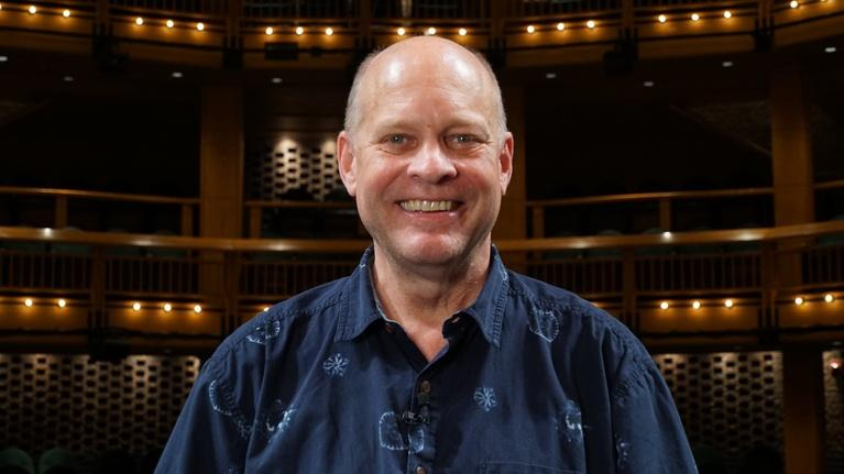 Stage Players: Stage Players: David Turrentine