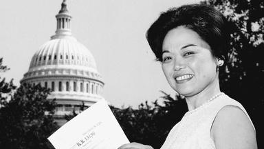 Patsy Mink: The First Woman of Color in the U.S. Congress