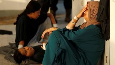 News Wrap: UN condemns Libya's treatment of migrants