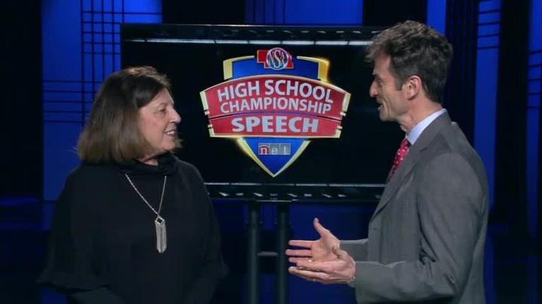 NET Nebraska Presents: NSAA State Speech Championships: Best of the Best 2018