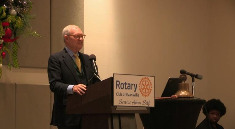 Evansville Rotary Club: Regional Voices: Dale Sights, Recovery Centers