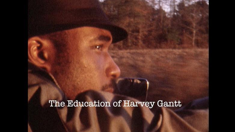 The Education of Harvey Gantt logo
