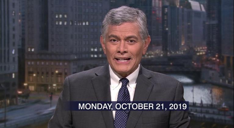 Chicago Tonight: October 21, 2019 - Full Show