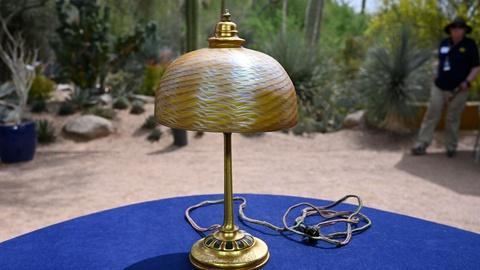 S24 E10: Appraisal: Louis C. Tiffany Inc. Lamp, ca. 1925
