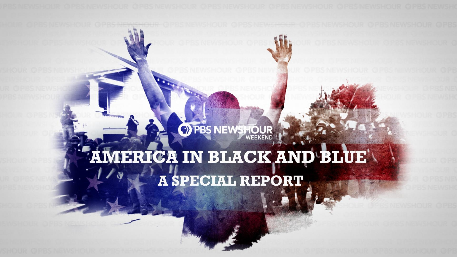 America in Black and Blue show image