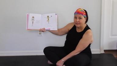 Yoga -Kathy Gigantiello, RN- Fifth Grade