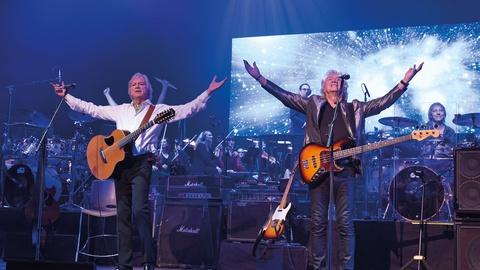 Great Performances -- The Moody Blues: Days of Future Passed Live | Preview