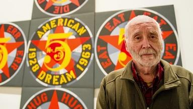 The complicated life and legacy of artist Robert Indiana