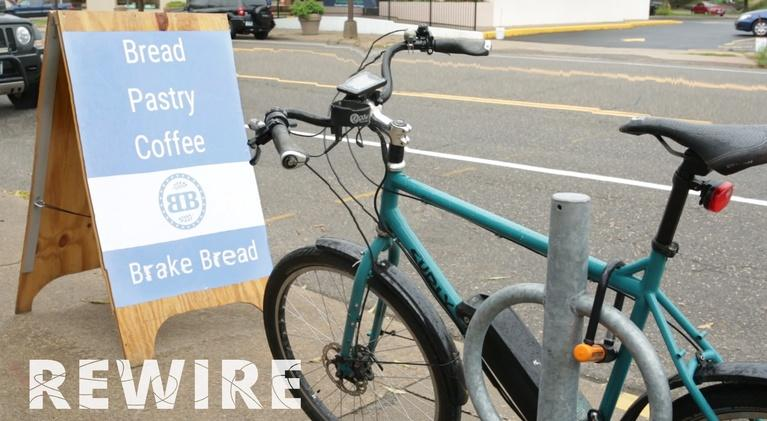 Rewire: Brake Bread Uses Bicycles to Deliver Fresh Bread to You