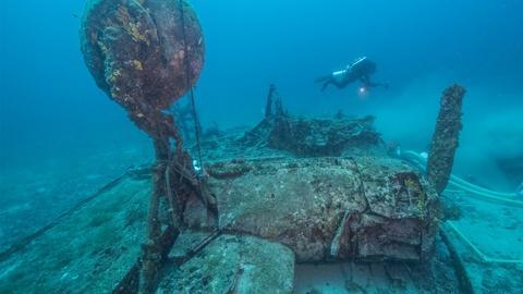 NOVA -- Last B-24