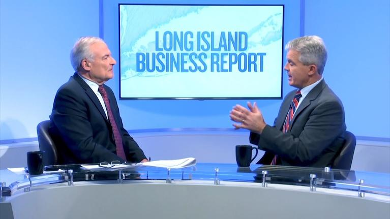 Long Island Business Report: The State of Suffolk