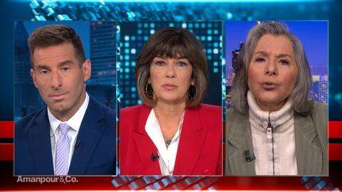 Amanpour and Company -- Barbara Boxer & Elie Honig on the Trump Impeachment Inquiry