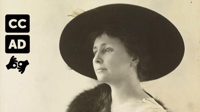 Becoming Helen Keller