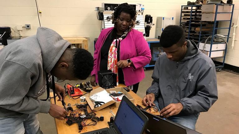 ETV Education: Carolina Classrooms: Workforce Development