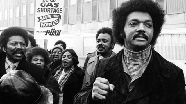 Jesse Jackson and a New Generation of Black Leaders