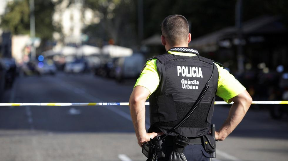 Barcelona tourist area targeted in deadly vehicle attack image