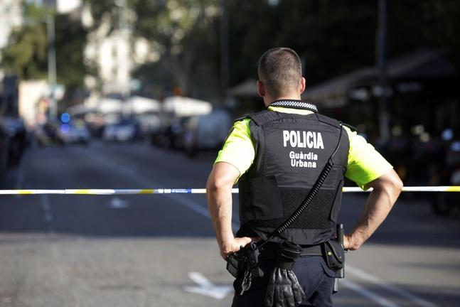 Barcelona tourist area targeted in deadly vehicle attack