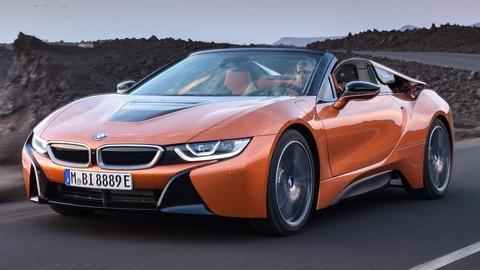 S38 E13: 2019 BMW i8 Roadster and 2018 i3s & 2019 Kia Forte