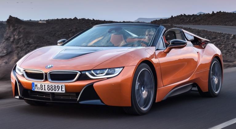 MotorWeek: 2019 BMW i8 Roadster and 2018 i3s & 2019 Kia Forte