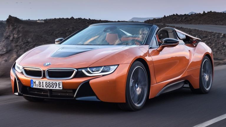 MotorWeek: 2019 BMW i8 Roadster and 2018 i3s & 2019 Kia Forte