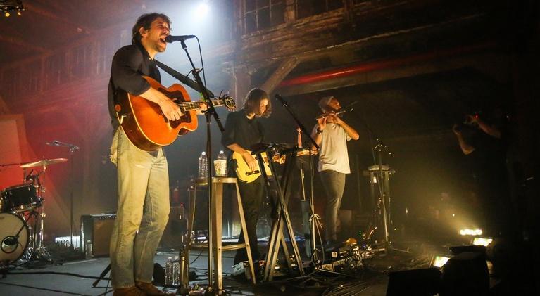 Live from the Artists Den: Fleet Foxes
