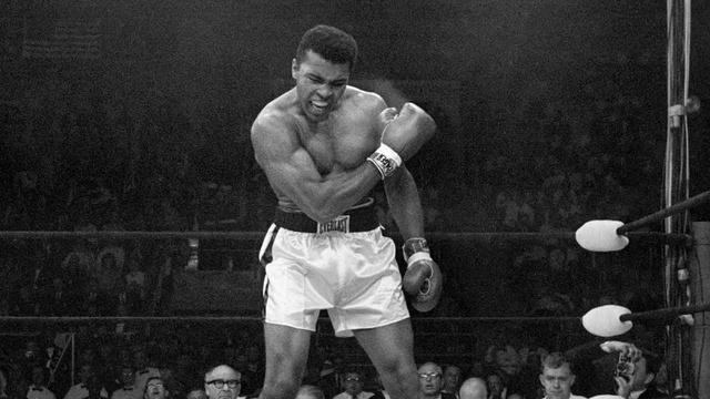 Ali On The World's Stage