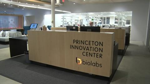 Startups find a home at Princeton incubator space