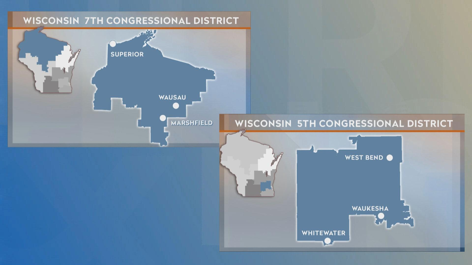 Candidates Line Up for and Mull Congressional Bids