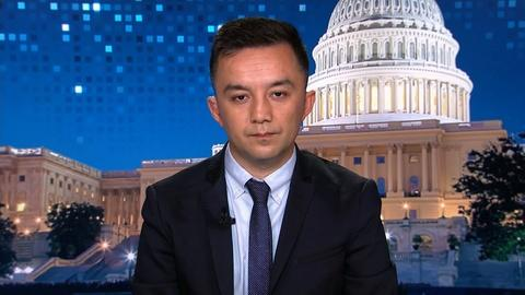 Amanpour and Company -- Ferkat Jawdat on China's Treatment of the Uyghur Minority