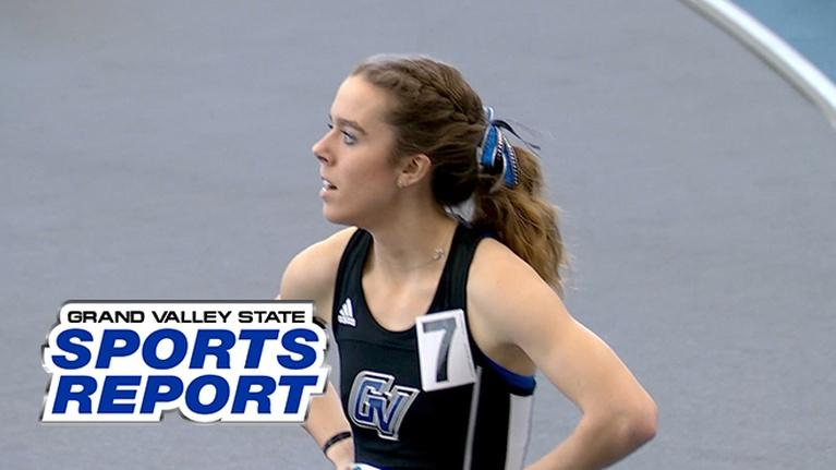 Grand Valley State Sports Report: GVSSR - 03/05/2018 - Full Episode